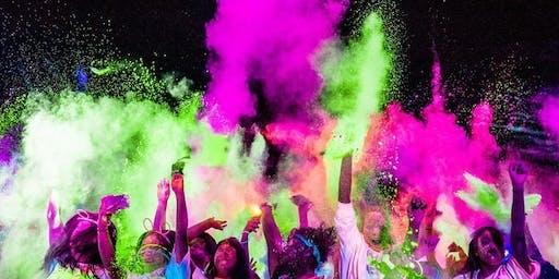 Oklahoma City Glow Run