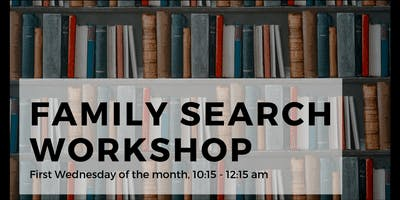 Family Search Workshops (Louisa County Historical Society presents)