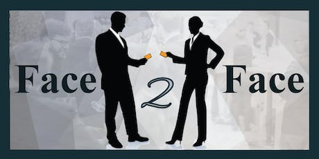 Face2Face: Networking  for Business Leaders and Managers in Job Transition tickets