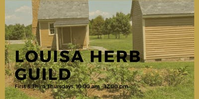 Herb Guild (Louisa County Historical Society presents)