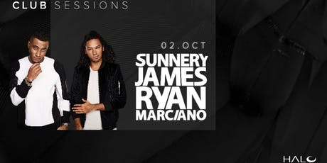 HALO pres. Sunnery James & Ryan Marciano Tickets