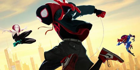 Spider-Man: Into The Spider-Verse at Stanwick Lakes tickets