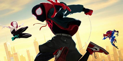 Spider-Man: Into The Spider-Verse at Stanwick Lakes