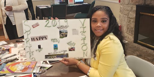 Vision Board Day Party