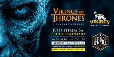 Temporada de Inverno no Vikings Humaitá