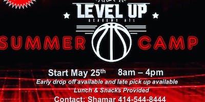 LEVEL UP ACADEMY ATL SUMMER CAMP