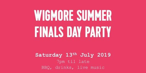 Summer Finals Day Party