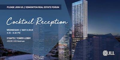 JLL Edmonton Real Estate Forum Cocktail Reception