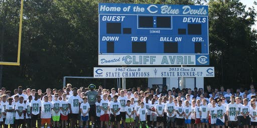 Cliff Avril 7th Annual Youth Football Camp