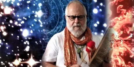 Healing With Spiritual Light; Alchemy for the New Consciousness with Tony tickets