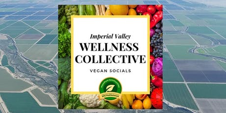 I.V. Wellness Collective//Vegan Socials  tickets