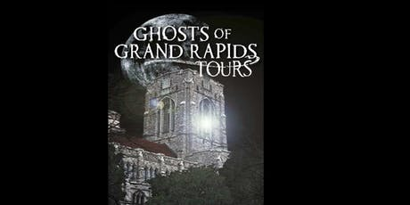 Ghosts of Grand Rapids - Downtown West - Historic Ghost Walking Tour tickets