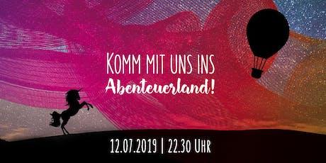 ABENTEUERLAND Tickets