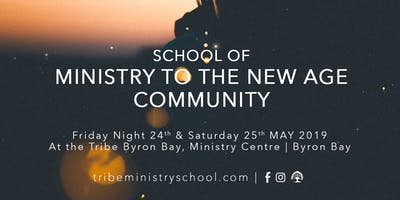 TRIBE MINISTRY SCHOOL | School of Ministry to the New Age Community