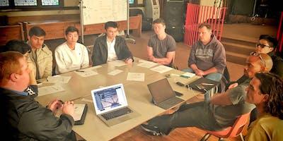Founder Brainstorming Session
