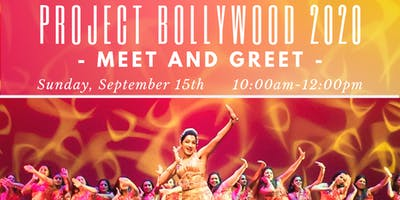 Project Bollywood 2020 - Meet and Greet