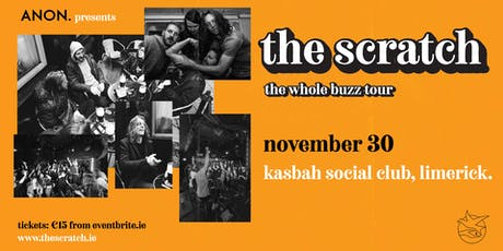 The Scratch [Live in the Kasbah Social Club] tickets