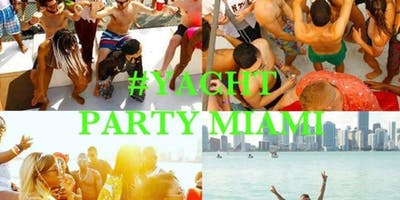 ALL INCLUSIVE PARTY BOAT MEMORIAL WEEKEND
