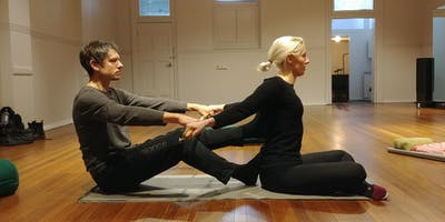 Partner Stretching- Introductory class, 19th of May