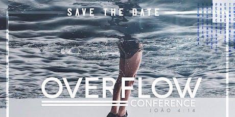 Overflow Conference ingressos
