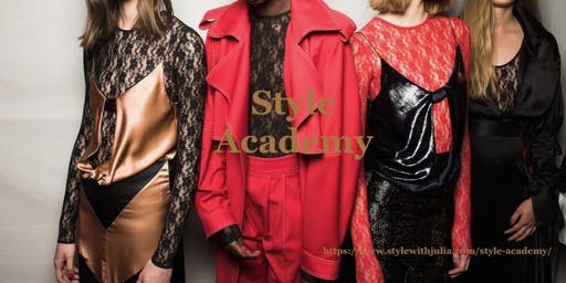 Style Academy - Journée de coaching intensif :  Samedi 6 Juillet 2019