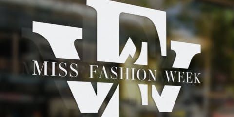 MISS FASHION WEEK - Runway / Pageant Competition