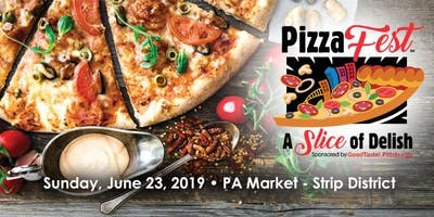 PizzaFest! A Slice of Delish  SOLD OUT