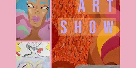 Mndscaptured: Summer Art Show by Rachel Williams tickets