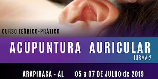 Curso de Formação em Auriculoterapia Arapiraca (Turma 2)