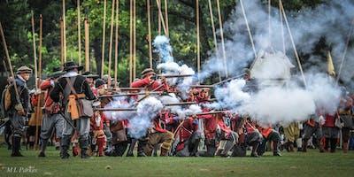 English Civil War: The Battle for Deene Park