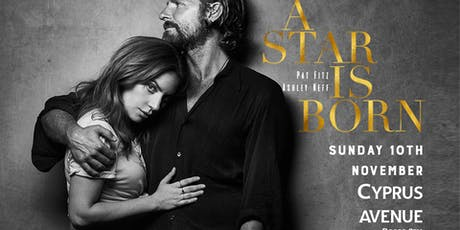 A Star Is Born (live show with full band) tickets