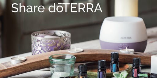 doTERRA Sharing Masterclass - Make & Take special