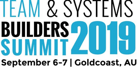 Builders Summit - Team & Systems 2019 AU tickets