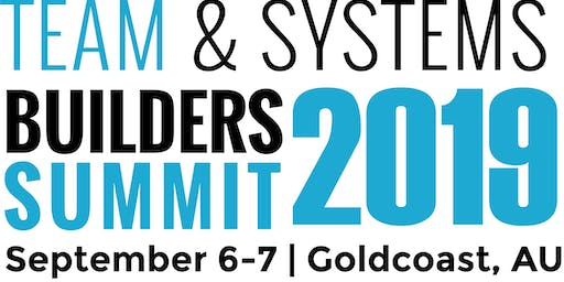 Builders Summit - Team & Systems 2019 AU