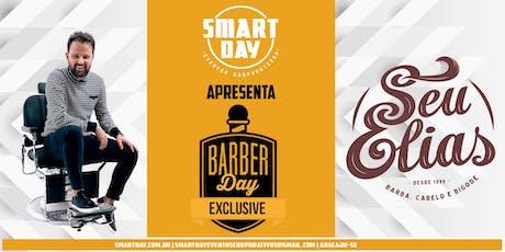 Barber Day Exclusive com Seu Elias - Aracaju-SE ingressos