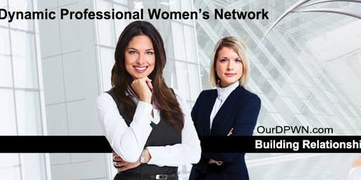 Dynamic Professional Women's Network Meeting