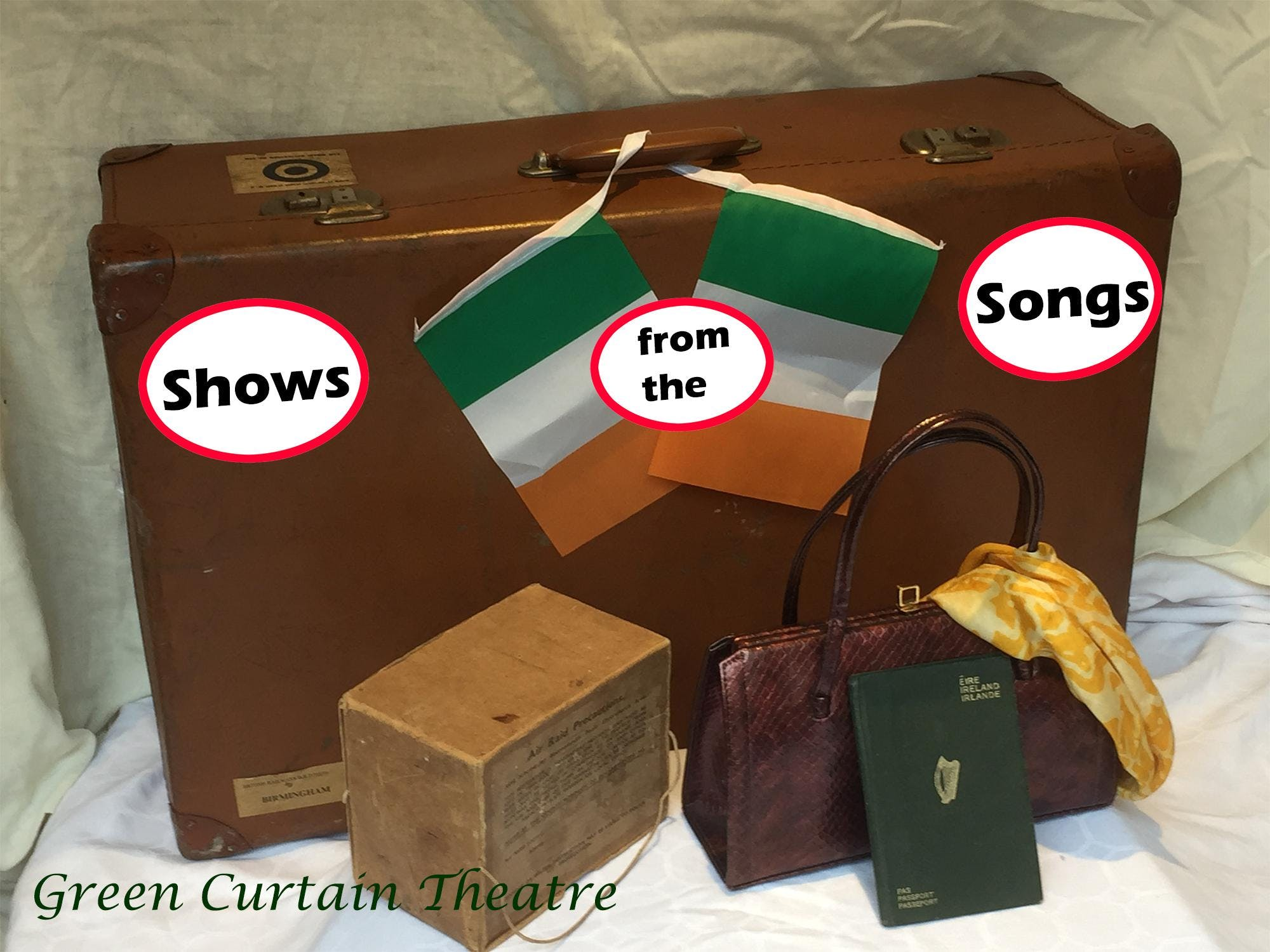 Shows from the Songs of Ireland