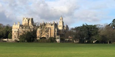 Thoresby Park, Nottinghamshire, Autumn Wild Food Foraging Course Walk