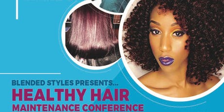 Healthy Hair Maintenance Conference 2019 tickets