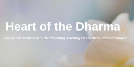 Chakung Jigme Wangdrak & Dana Marsh - Meditation Retreat June 22-23  tickets