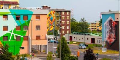 Tour alla scoperta dell'Arte Urbana e della Street-Art a Mantova