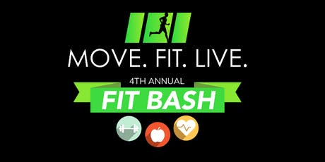 Move. Fit. Live. 4th Annual Fit Bash tickets
