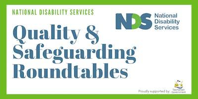 Quality and Safeguarding Roundtable (QSR) - Launceston