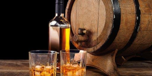 Irish Whiskey Dinner & Tasting
