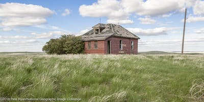 "\""Abandoned Manitoba\"" Photography Field Class - Morden Region"