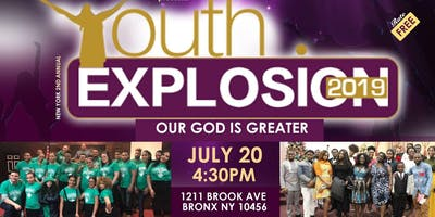 New York 2019 Youth Explosion