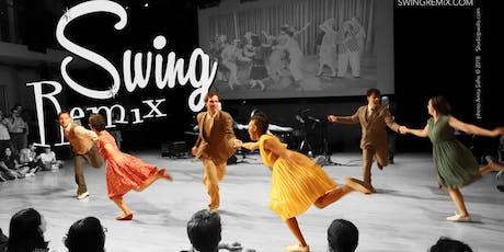 Swing Remix, Sat Jun 29 tickets
