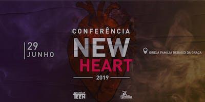 CONFERÊNCIA NEW HEART