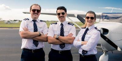Bendigo Flight Training Open Day 2019