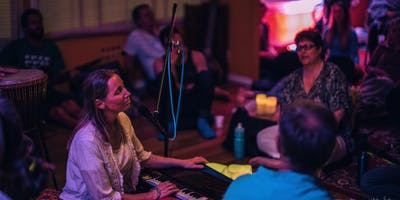 Candlelight Kirtan at The Mantra Room